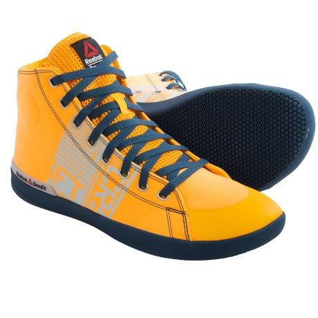 Top Cross Traning Shoes Orange Men