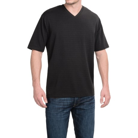 Lightweight V-Neck T-Shirt - Short Sleeve (For Men)