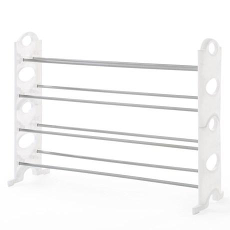 neatfreak! 20-Pair Stackable Shoe Rack