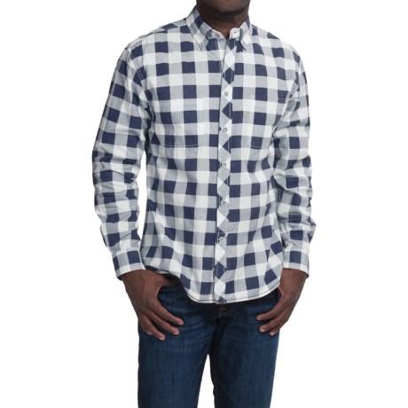 Vintage 1946 Buffalo Check Shirt - Long Sleeve (For Men)