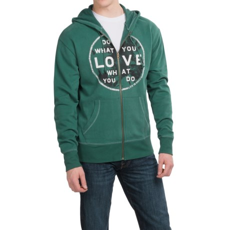 Life is good® Go-To Fleece Hoodie (For Men)