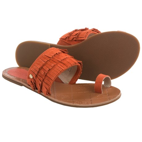Tommy Bahama Halola Sandals - Suede (For Women)