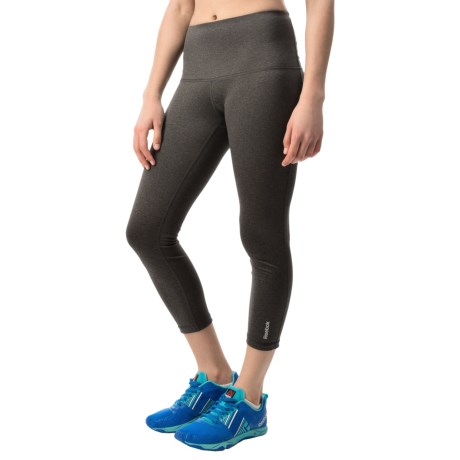 Reebok High-Rise Capris (For Women)