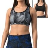 Reebok Everyday Bionic Sports Bra - Medium Impact, Racerback (For Women)