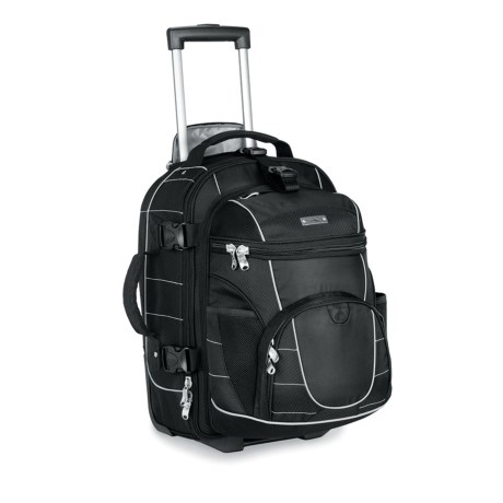 High Sierra Ultimate Access Rolling Carry-On Backpack