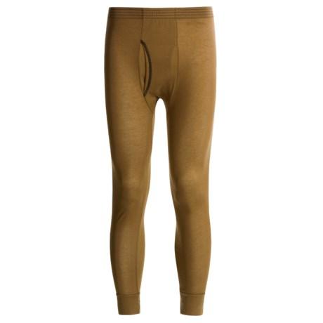 Wickers Long Underwear Bottoms - Lightweight, Comfortrel® (For Men)