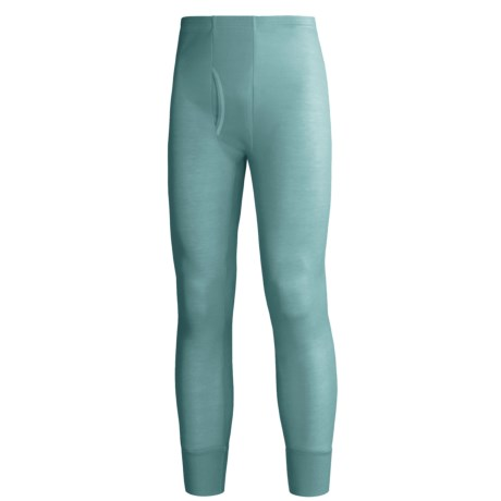 Wickers Long Underwear Bottoms - Lightweight, Comfortrel® (For Men)