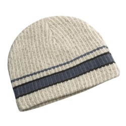 Jacob Ash EcoRaggs® Ribbed Beanie Hat (For Men and Women)