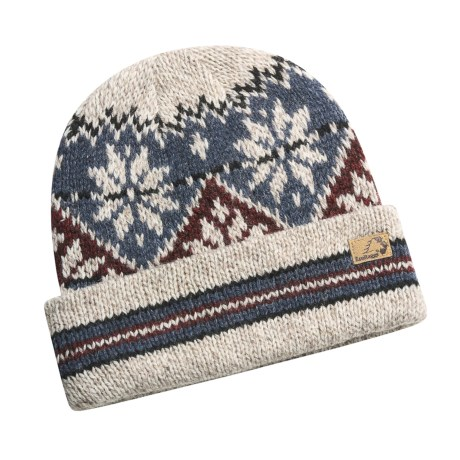 Jacob Ash EcoRaggs® Fjord Winter Beanie Hat (For Men and Women)