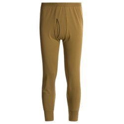 Wickers Long Underwear Bottoms - Midweight, Comfortrel® (For Men)
