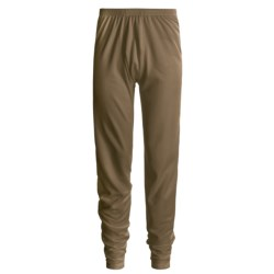 Wickers Comfortrel® Long Underwear Bottoms - Expedition Weight (For Tall Men)