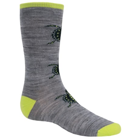 SmartWool Charley Harper Survival Savvy Socks - Merino Wool, Crew (For Little and Big Kids)