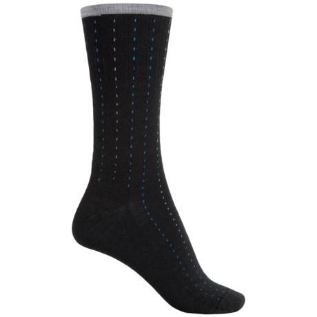 SmartWool Pick Stitch Socks - Merino Wool, Crew (For Women)