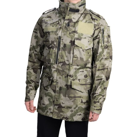 Burton UAB M-65 Trench Snowboard Jacket - Waterproof (For Men)