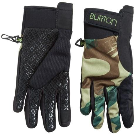 Burton Pipe Gloves (For Women)