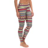 Burton Midweight Base Layer Bottoms - UPF 50+ (For Women)