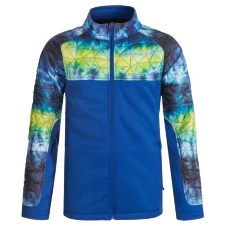 Burton Pitstop Fleece Jacket (For Little and Big Boys)