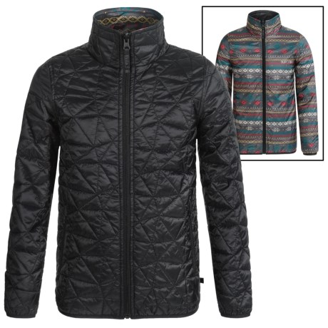 Burton Maddie Jacket - Reversible, Insulated (For Little and Big Girls)