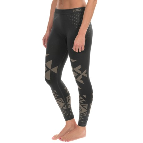 Burton Active Seamless Base Layer Tights (For Women)