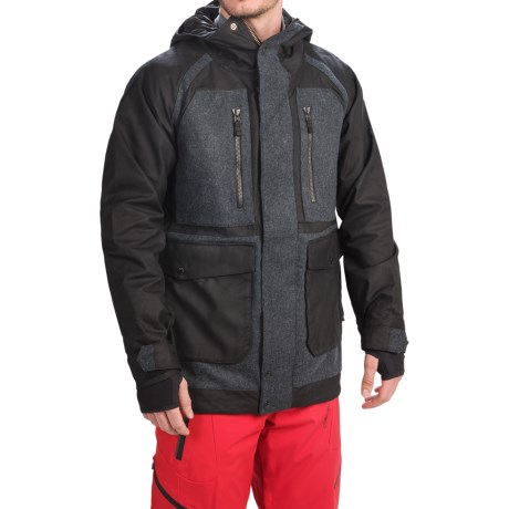 Burton Filson® Hellbrook Snowboard Jacket (For Men)