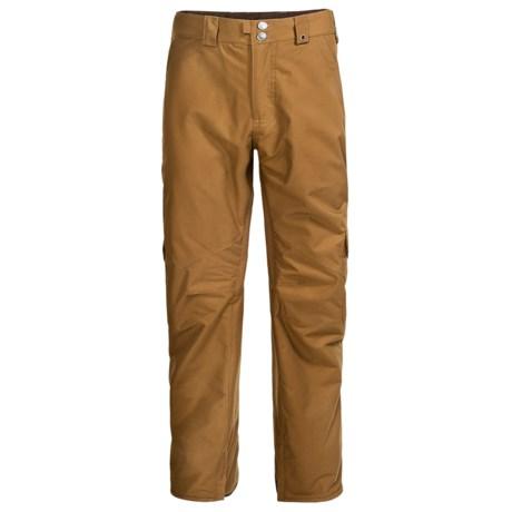 Burton Cargo Snowboard Pants - Waterproof (For Men)