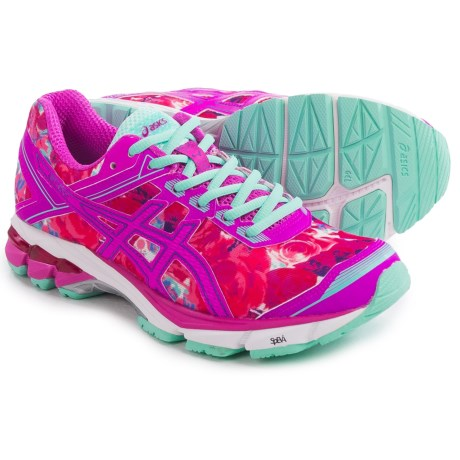 ASICS GT-1000 4 Running Shoes (For Women)