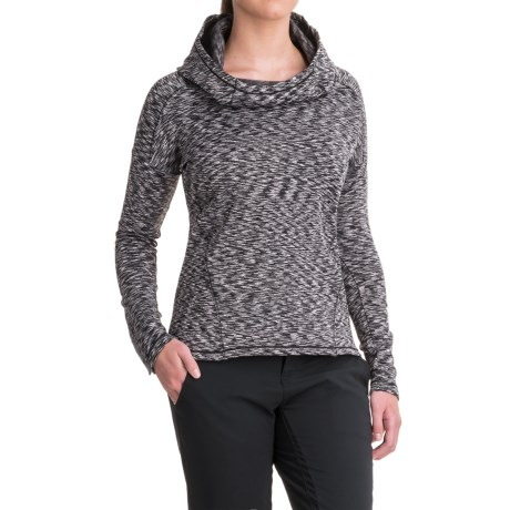 Avalanche Cosmic Fleece Hoodie (For Women)