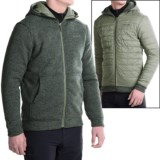 Avalanche Capitol Hooded Jacket- Reversible, Insulated (For Men)