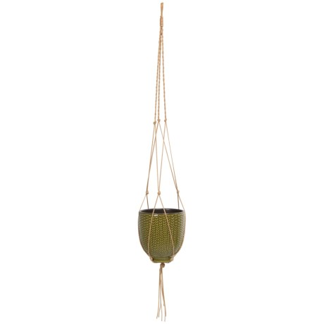 Coynes Large Knit Hanging Planter