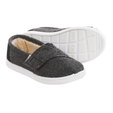 TOMS Classic Shoes (For Toddlers)