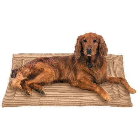Jax & Bones Corduroy Cozy Dog Mat - Large