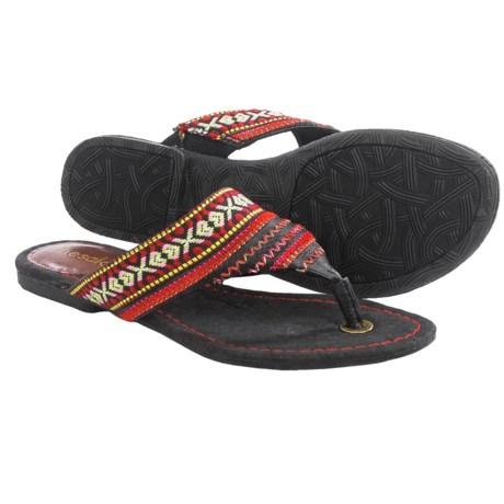 The Sak Shana Stitch Sandals (For Women)
