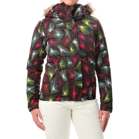 Roxy Jet Ski Snowboard Jacket - Waterproof, Insulated (For Women)