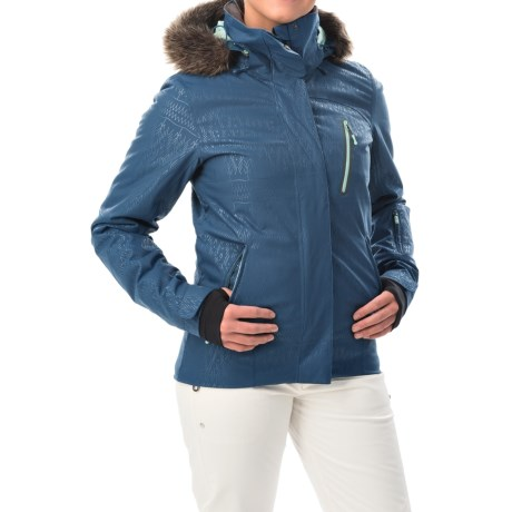Roxy Jet Ski Premium Snowboard Jacket - Waterproof, Insulated (For Women)