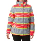 Roxy Jetty Snowboard Jacket - Waterproof, Insulated (For Women)