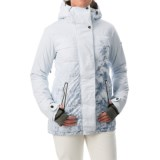 Roxy Torah Bright Crystalized Printed Snowboard Jacket - Waterproof, Insulated (For Women)