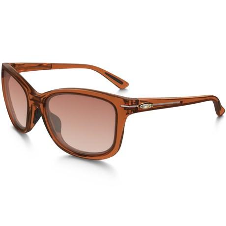 Oakley Drop In Sunglasses (For Women)