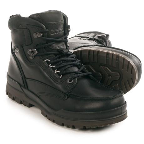 ECCO Track 6 Gore-Tex® Moc-Toe Hi Boots - Waterproof, Leather (For Men)