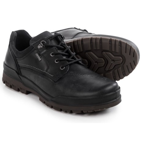 ECCO Track 6 Gore-Tex® Plain Toe Lo Shoes - Waterproof, Leather (For Men)
