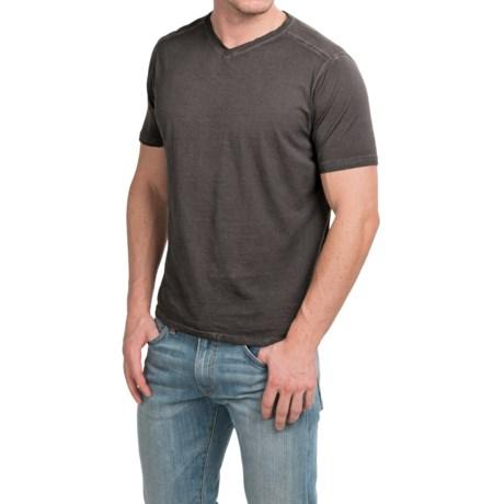 Lenor Romano V-Neck T-Shirt - Short Sleeve (For Men)