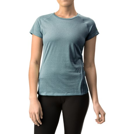 Mizuno Inspire Shirt - Short Sleeve (For Women)