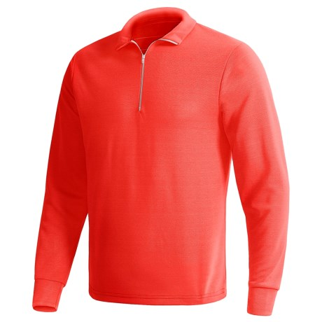 Wickers Long Underwear Top - Long Sleeve (For Men)