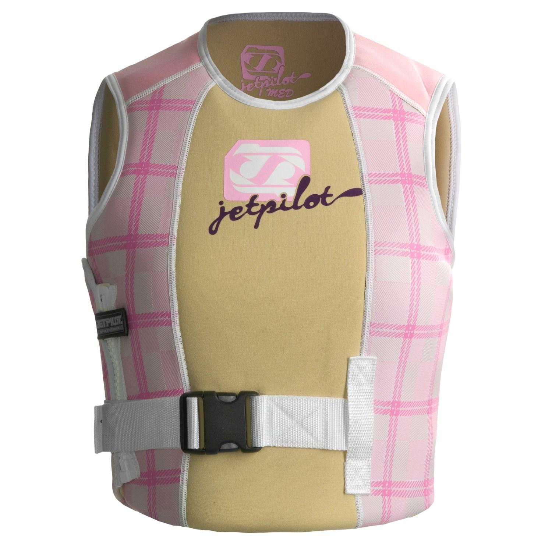 Jet Pilot Mvp Comp Pfd Life Jacket For Women 1323e