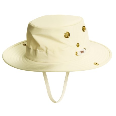 Tilley Crushable Aussie Style Brim Hat - UPF 50+ (For Men and Women)