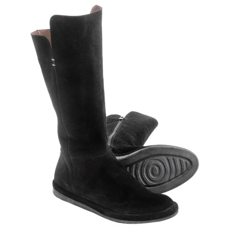 Eric Michael Ella Suede Boots (For Women)