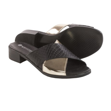 Eric Michael Nero Sandals - Leather (For Women)