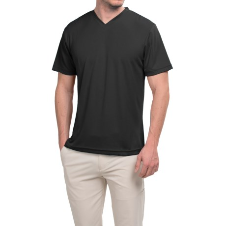 Ben Hogan Golf V-Neck Shirt - Short Sleeve (For Men)