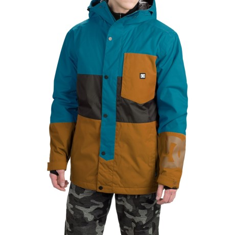 DC Shoes Defy Snowboard Jacket - Waterproof, Insulated (For Men)