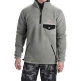 DC Shoes Calumet Polar Fleece Jacket - Zip Neck (For Men)