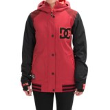 DC Shoes DCLA Snowboard Jacket - Waterproof, Insulated (For Women)